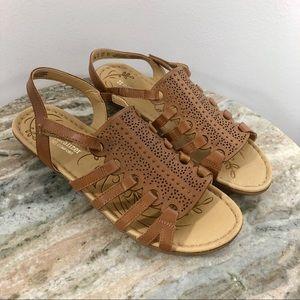 Naturalizer size 8.5 Wide Sandals Comfort